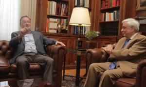 Εκλογές 2015 - Λαφαζάνης σε Παυλόπουλο: Οι μεγαλύτερες εκτροπές γίνονται στο όνομα του Συντάγματος