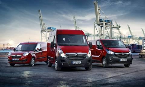 Opel: Καθαρότερα, Οικονομικότερα, Πιο Άνετα