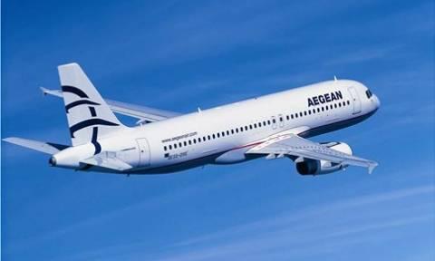 Δωρεάν αεροπορικά εισιτήρια από την AEGEAN σε πρωτοετείς φοιτητές