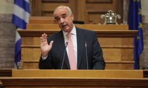 Μεϊμαράκης κατά Παυλόπουλου για τον ορισμό της υπηρεσιακής κυβέρνησης