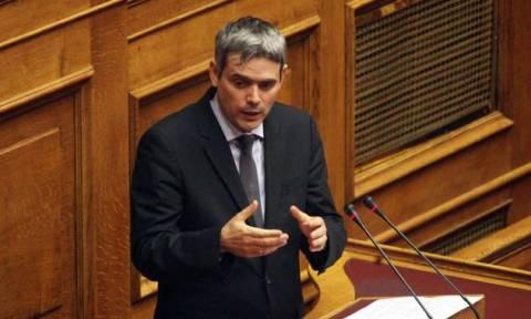 Εκλογές 2015 - Καραγκούνης: Ο Τσίπρας είπε ψέματα στους συνταξιούχους