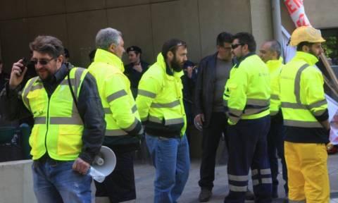 Χαλκιδική: Συνάντηση με τον αντιδήμαρχο Αριστοτέλη είχαν οι μεταλλωρύχοι