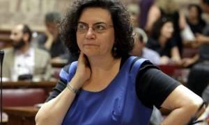 Εκλογές 2015: Στη Λαική Ενότητα του Λαφαζάνη η Νάντια Βαλαβάνη