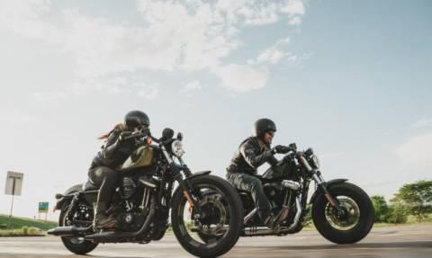Harley Davidson: Νέες Iron 883 και Forty-Eight (photos)