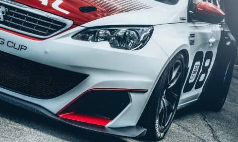 Peugeot: Το 308 Racing Cup είναι γεννημένο για αγώνες (photos)