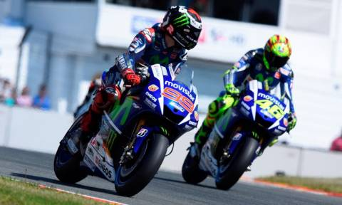 MotoGP Grand Prix Βρετανίας: Τα ρεκόρ των Lorenzo και Rossi