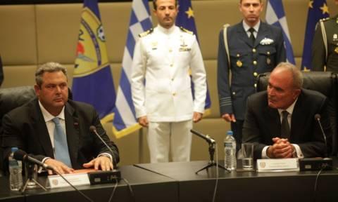 Καμμένος: Αποκαθίσταται το επίδομα παραμεθορίου στις Ένοπλες Δυνάμεις