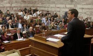 ΣΥΡΙΖΑ: 70 βουλευτές «υπερασπίζονται» τον Αλ. Τσίπρα
