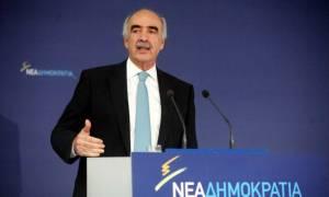 Εκλογές 2015: Μεϊμαράκης - Άπειρος, ανεπαρκής και αναξιόπιστος ο Τσίπρας