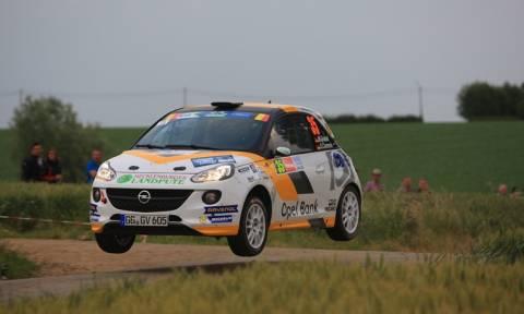 Opel: Έτοιμη για την επιτυχία στο ERC Junior