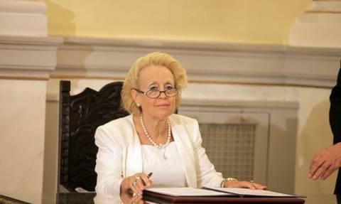 Εκλογές 2015 - Με την Κωνσταντοπούλου συναντάται η Βασιλική Θάνου