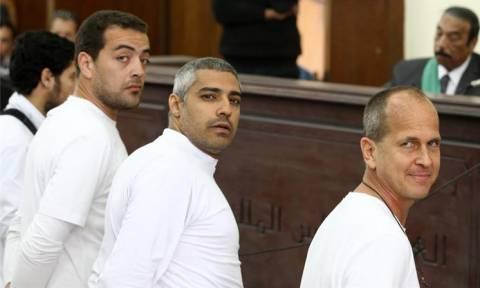 Aίγυπτος: Οι δημοσιογράφοι του al Jazeera έκαναν έκκληση στον πρόεδρο για απονομή χάρης