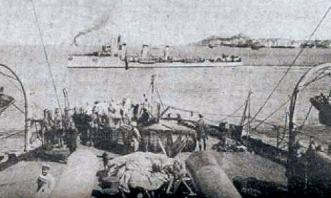Σαν σήμερα το 1923 οι Ιταλοί βομβαρδίζουν και καταλαμβάνουν την Κέρκυρα