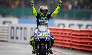 MotoGP Grand Prix Βρετανίας: Ο Rossi σέρβιρε το τσάι (photos)