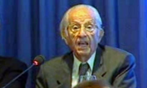 Πέθανε ο ποιητής Ηλίας Σιμόπουλος