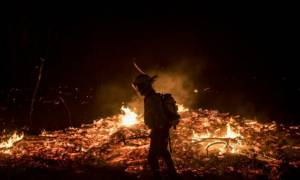 Ισπανία: Στάχτη χιλιάδες στρέμματα γης από την καταστροφική πυρκαγιά