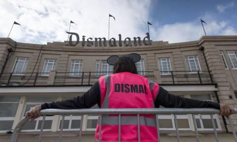 Αυτό είναι το πάρκο του Banksy η Dismaland - Δείτε το video