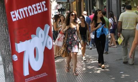 ΕΣΕΕ: Οι εκπτώσεις θύμα οικονομικού και πολιτικού Αρμαγεδδώνα