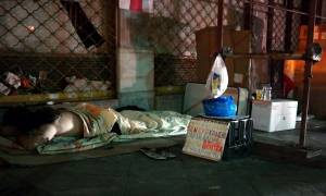 Χανιά: Πρόγραμμα για τη στέγαση αστέγων