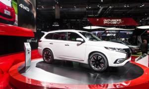 Mitsubishi: Τι θα παρουσιάσει στη Διεθνή Έκθεση Αυτοκινήτου της Φρανκφούρτης