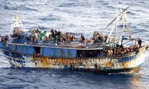 Χανιά: Προφυλακίστηκαν οι διακινητές των 235 μεταναστών