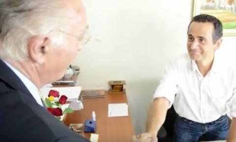 Εκλογές 2015: Αυτό είναι το τηλεοπτικό σποτ του Βασίλη Λεβέντη (video)