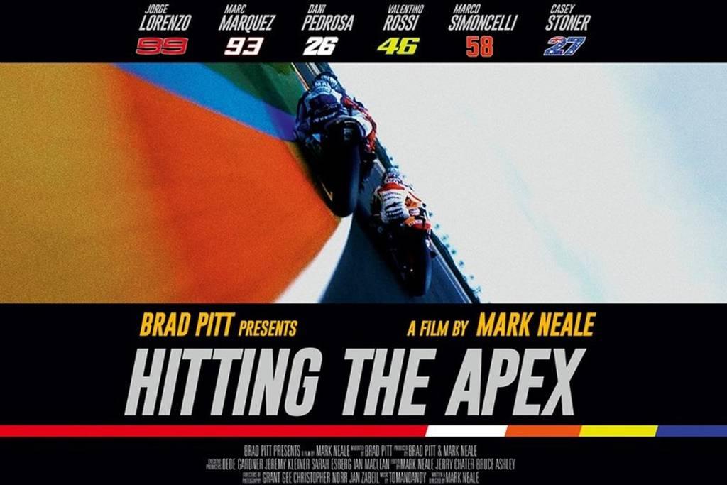 Η αφίσα της ταινίας / ντοκιμαντέρ Hitting the Apex