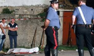 Σοκ στην Ιταλία: Νεκροί ηθοποιοί από έκρηξη όπλου σε θεατρική παράσταση (videos+photos)