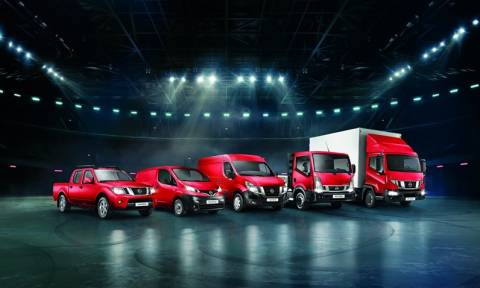 Nissan: Εργοστασιακή Εγγύηση και στα επαγγελματικά