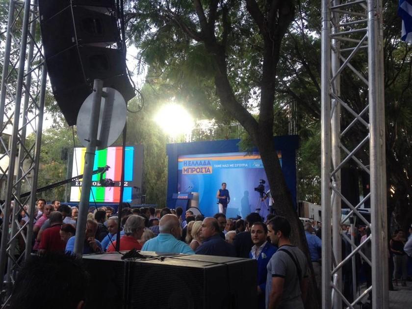 Εκλογές 2015: Μεϊμαράκης - Είμαστε το παλιό και το νέο μαζί