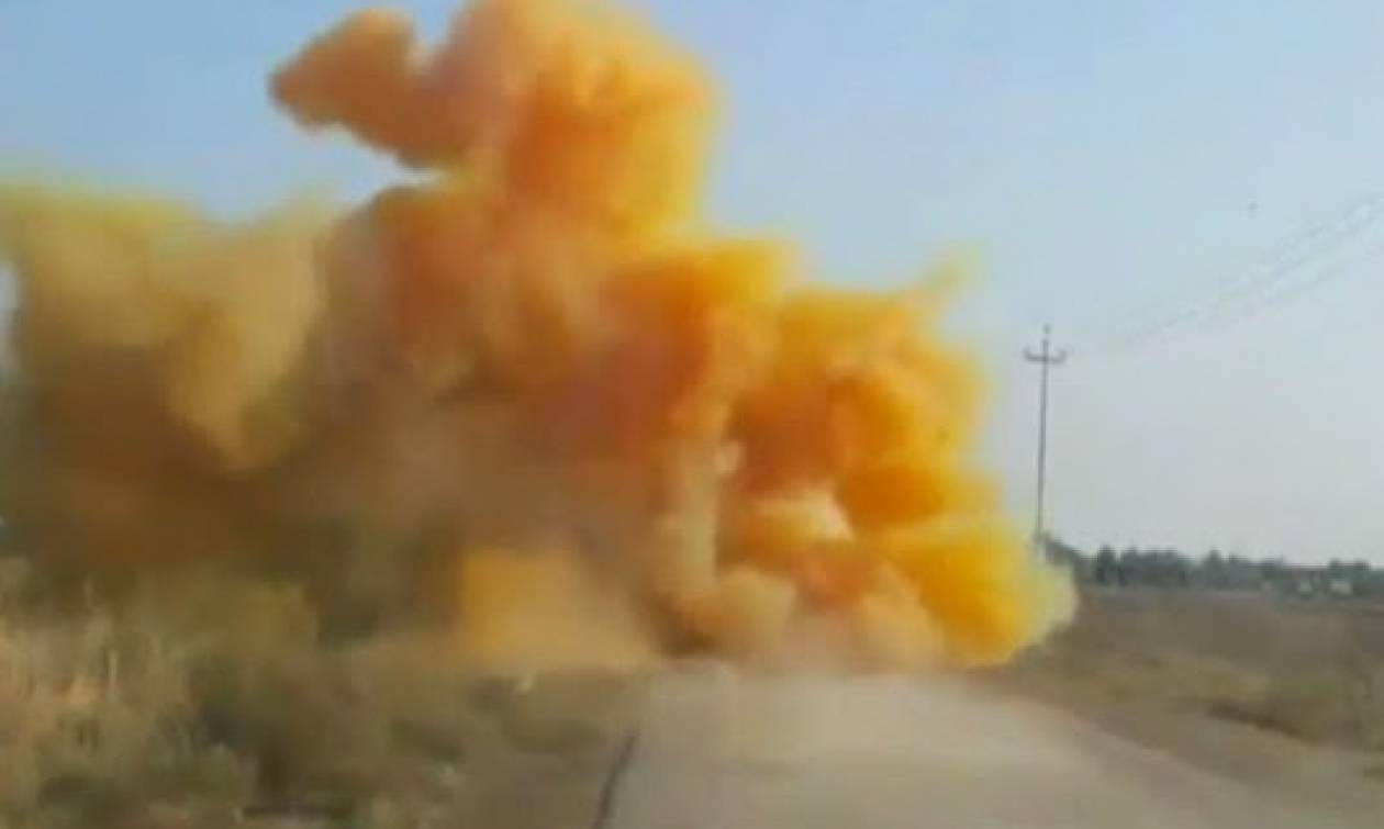 Ιράκ: Νέα επίθεση με χημικά από το Ισλαμικό Κράτος;