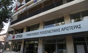 ΣΥΡΙΖΑ: Στην οδό Ρηγίλλης επιχειρήθηκε μια μάταιη προσπάθεια αναπαλαίωσης