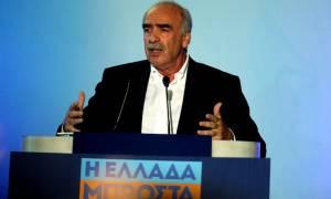 Εκλογές 2015: Στην Κρήτη σήμερα και την Πέμπτη ο Βαγγέλης Μεϊμαράκης
