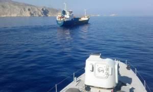 «Άρωμα» τζιχαντιστών στο πλοίο που εντοπίστηκε στην Ιεράπετρα