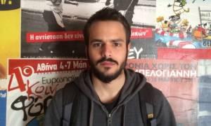 «Καρφιά» κατά ΣΥΡΙΖΑ από τον πρώην γραμματέα της Νεολαίας