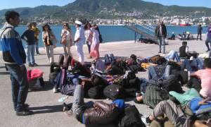 Κομισιόν προς Ελλάδα: Οι τέσσερις τομείς για το μεταναστευτικό