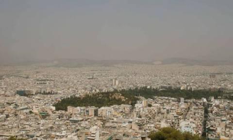 Αττική: Υπέρβαση του ορίου ενημέρωσης για το όζον