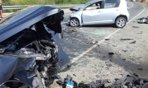 Λεμεσός: Ζευγάρι Γερμανών έχασε τη ζωή του σε δυστύχημα
