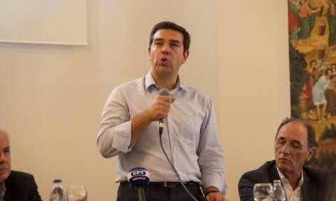 ΔΕΘ: Το πρόγραμμα του Αλέξη Τσίπρα στη Θεσσαλονίκη