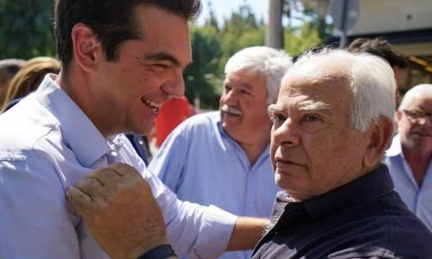 Εκλογές 2015 - Στο Αιγάλεω σήμερα (03/09) η ομιλία του Αλέξη Τσίπρα