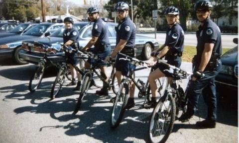 ΔΕΘ: Έρχονται οι αστυνομικοί με τα ποδήλατα!