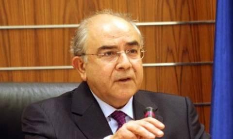 Συνάντηση Ομήρου με τον Πρόεδρο του Αραβικού Κοινοβουλίου στη Νέα Υόρκη