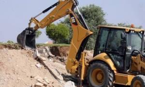 Λείψανα τεσσάρων ανθρώπων στον τάφο του Tράχωνα