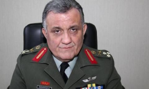Παράταση θητείας του Υπαρχηγού της Εθνικής Φρουράς