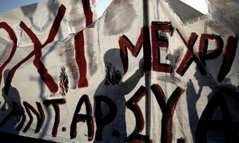 Γρόλιος: Στόχος της ΑΝΤΑΡΣΥΑ η είσοδος στη Βουλή