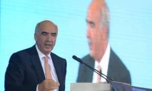 Μεϊμαράκης: Η χώρα χρειάζεται συναίνεση, συνεργασίες και διάλογο