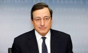 Ντράγκι: Η ΕΚΤ απέτρεψε κούρεμα καταθέσεων στις ελληνικές Τράπεζες