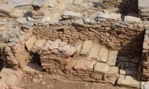 Ανακαλύφθηκε ανάκτορο της Μινωικής εποχής στον Ψηλορείτη (photos)