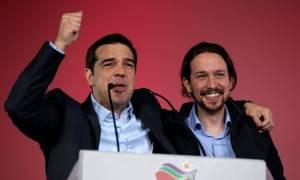 Πάμπλο Ιγκλέσιας: Το λάθος του Τσίπρα ήταν πως πίστεψε ότι στην Ευρώπη υπήρχαν δημοκράτες