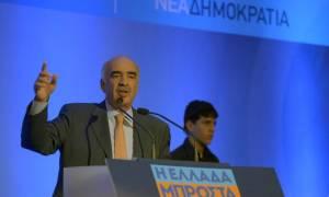 Μεϊμαράκης: Ο Τσίπρας δεν διαπραγματεύτηκε, ροκάνισε το χρόνο